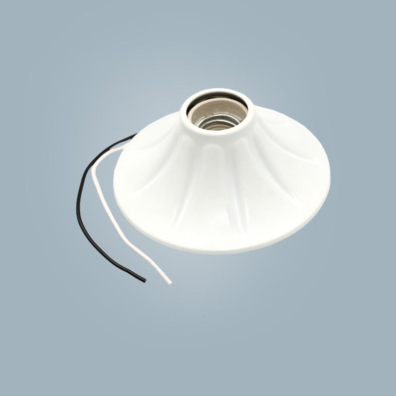Wandleuchte E27 Lampenfassung