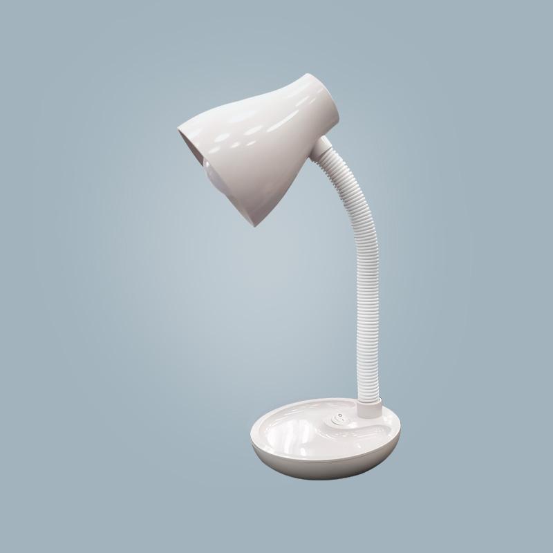 Tischlampe (weiß)